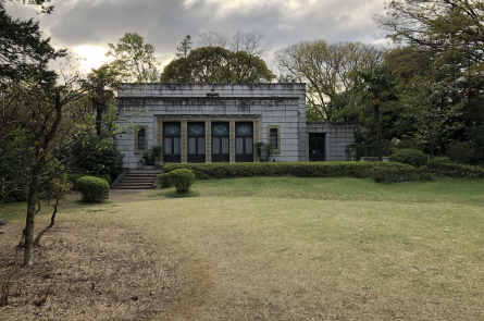 渋沢栄一の飛鳥山邸#137