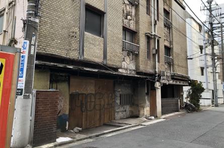 歌舞伎町の死亡事故ラブホ