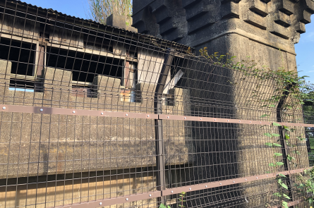 旧小松川閘門#627