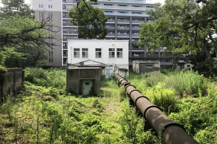 陸軍板橋火薬製造所跡