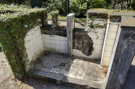 旧フランス領事館公邸遺構#188