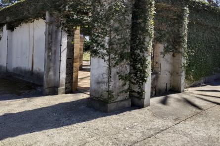 旧フランス領事館公邸遺構#190