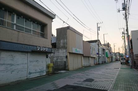 茂原商店街