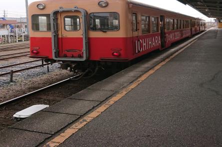 小湊鉄道#711