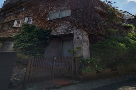 箱根の廃屋#714
