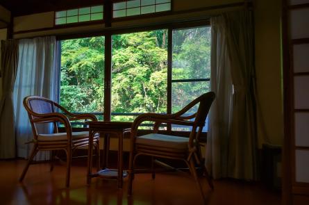 塔ノ沢温泉一の湯本館