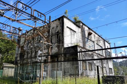 旧熊野平駅